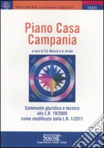 Piano casa campania piano casa campania libro moccia f - Piano casa campania 2016 ...
