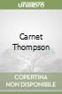 CARNET THOMPSON libro