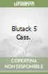 BLUTACK 5 CASS. libro