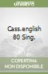 CASS.ENGLISH 80 SING. libro