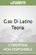 C.SO DI LATINO TEORIA libro