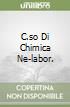 C.SO DI CHIMICA NE-LABOR. libro