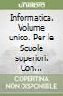 INFORMATICA - VOLUME UNICO