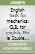 ENGLISH TOOLS MECHANICS V SING