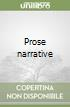 Prose narrative libro