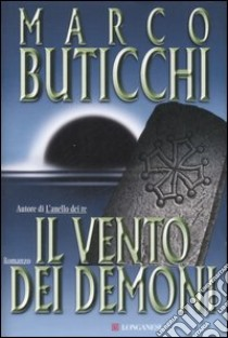 Il vento dei demoni libro di Buticchi Marco