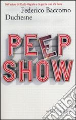 Peep show libro