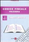 Codice fiscale Frizzera. Imposte dirette (2) libro