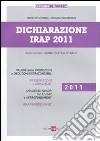 Dichiarazione Irap 2011 libro