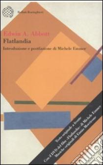 Flatlandia. Testo inglese a fronte. Con DVD libro di Abbott Edwin A.