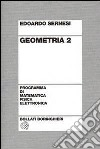 Geometria. Vol. 2 libro