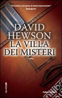 La villa dei misteri libro di Hewson David
