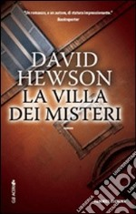 La villa dei misteri libro di Hewson David
