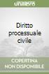 Diritto processuale civile libro