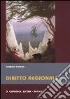 Diritto regionale libro