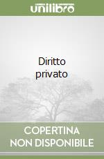 Diritto privato libro di Roppo Vincenzo