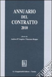 Annuario del contratto 2010 libro
