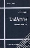 «Itinerari» di una ricerca sul sistema delle fonti (15) libro