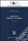 Lezioni di diritto canonico libro
