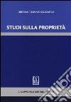 Studi sulla proprietà libro
