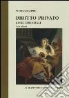 Diritto privato. Linee essenziali libro