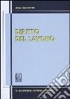 Diritto del lavoro libro