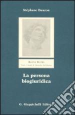 La persona biogiuridica
