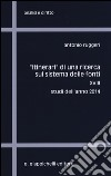 «Itinerari» di una ricerca sul sistema delle fonti (18) libro