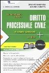 Diritto processuale civile. Con aggiornamento online libro