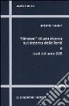 «Itinerari» di una ricerca sul sistema delle fonti (9) libro