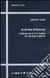 La prima inferenza. L'abduzione di C. S. Peirce fra scienza e diritto libro