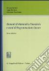 Elementi di matematica finanziaria e cenni di programmazione lineare libro