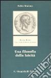Una filosofia della laicità libro