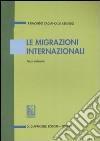 Le migrazioni internazionali libro