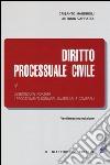 Diritto processuale civile (4) libro