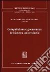 Competizione e governance del sistema universitario libro