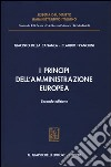 I principi dell'amministrazione europea libro