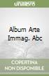 ALBUM ARTE IMMAG. ABC libro