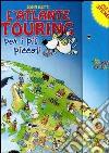 L'atlante Touring per i più piccoli. Con stickers. Ediz. illustrata libro