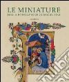 Le miniature della Fondazione Giorgio Cini. Pagine ritagli manoscritti libro