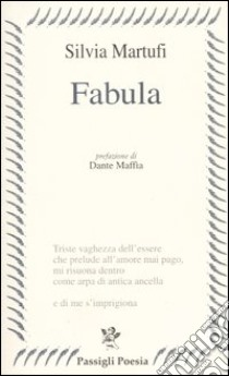 Fabula libro di Martufi Silvia
