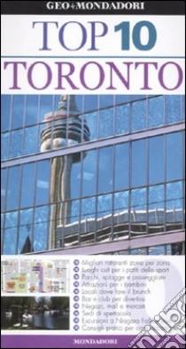 Toronto libro di Johnson Lorraine - Hopkinson Barbara