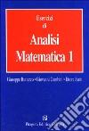 Esercizi di analisi matematica 1 libro