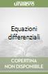 Equazioni differenziali libro