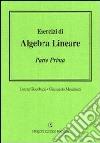 Esercizi di algebra lineare (1) libro