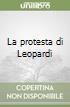 La protesta di Leopardi libro