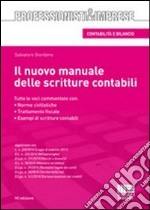 Il nuovo manuale delle scritture contabili libro di Giordano Salvatore