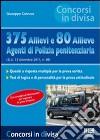375 allievi e 80 allieve agenti di polizia penitenziaria libro