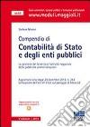 Compendio di contabilità di Stato e degli enti pubblici libro di Minieri Stefano