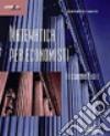 Matematica per economisti libro